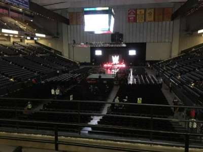 Royal Farms Arena, section: 228, row: C, seat: 12
