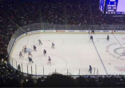 Amalie Arena, section: 303, row: L, seat: 10