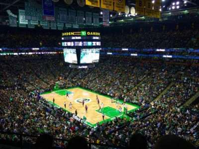 TD Garden section BAL 327