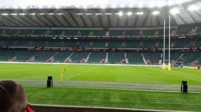 Twickenham Stadium section l4