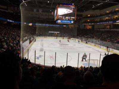 PPL Center, section: 122, row: 14, seat: 5