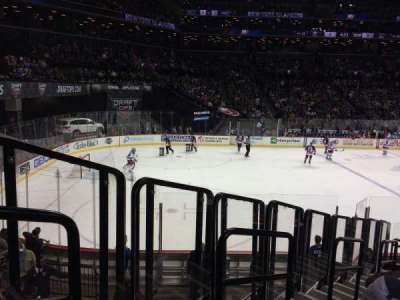 Barclays Center, section: 28, row: 16, seat: 14