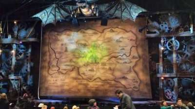 Gershwin Theatre, section: Orchestra C, row: m, seat: 114