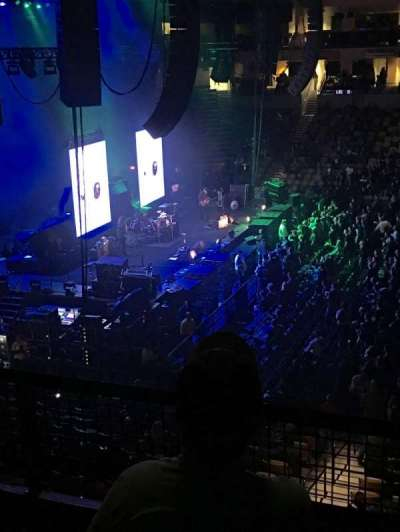 CFE Arena section 208