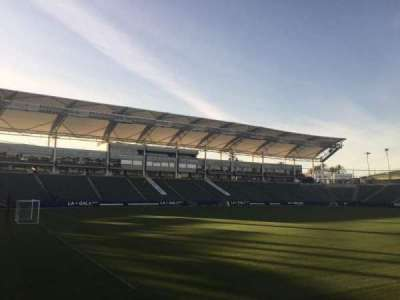 StubHub Center, section: 137, row: C, seat: 15