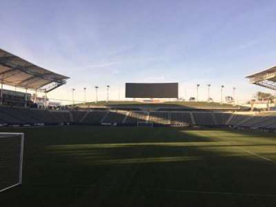 StubHub Center, section: 142, row: C, seat: 15