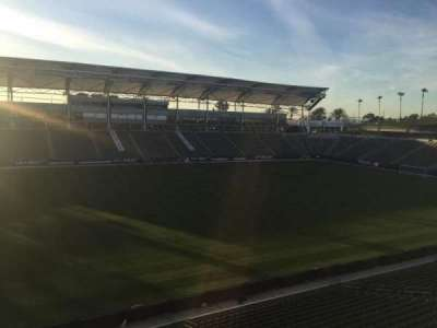 StubHub Center, section: 235, row: AA, seat: 15