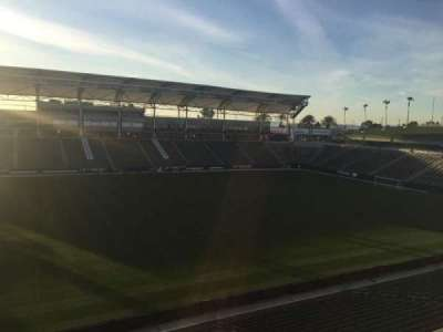 StubHub Center, section: 234, row: DD, seat: 15