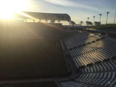 StubHub Center, section: 227, row: DD, seat: 15