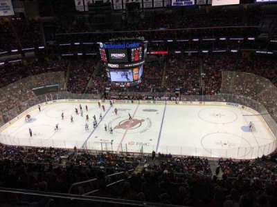 Prudential Center, section: 230, row: 3, seat: 8