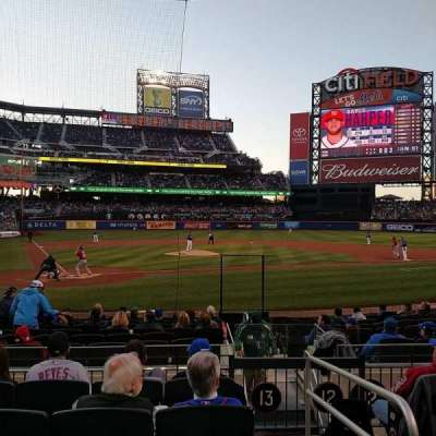 Citi Field, section: 13, row: 13