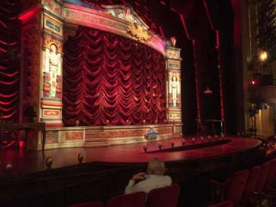 Walter Kerr Theatre, section: Orch Left, row: D, seat: 7
