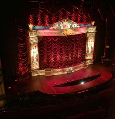 Walter Kerr Theatre, section: Mezz Left, row: G, seat: 7