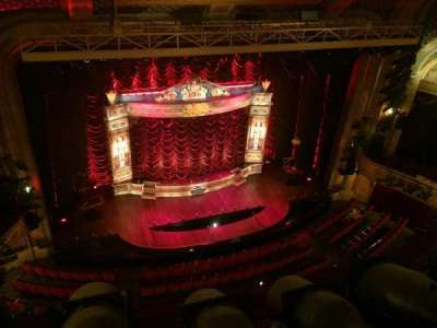 Walter Kerr Theatre, section: Balc Left, row: A, seat: 7