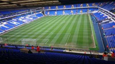 White Hart Lane, section: 51, row: 26, seat: 103