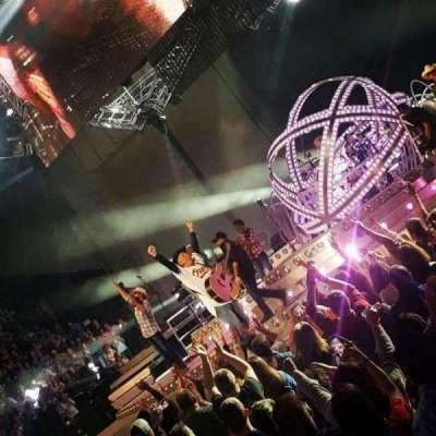 Royal Farms Arena, section: 106, row: BB, seat: 14, 15