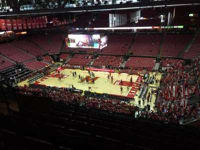 Xfinity Center (Maryland), section: 216, row: 13, seat: 10
