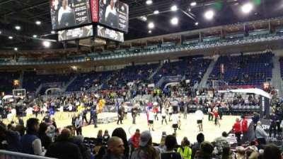 Ricoh Coliseum section 109