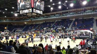 Ricoh Coliseum, section: 109, row: B, seat: 1
