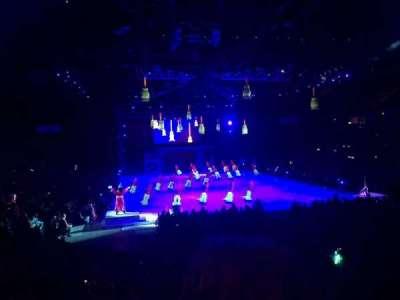 Van Andel Arena, section: 102, row: P, seat: 5