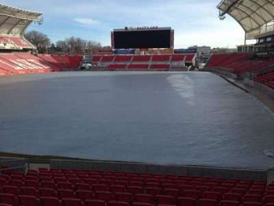 Rio Tinto Stadium, section: 26, row: p, seat: 11