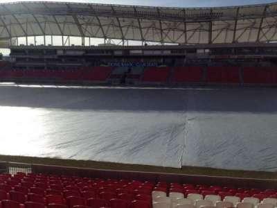 Rio Tinto Stadium, section: 36, row: p, seat: 15