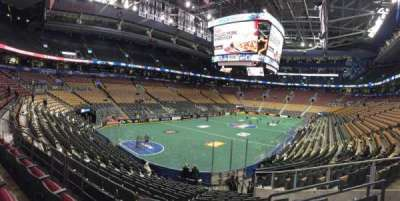 Air Canada Centre, section: 112, row: 19, seat: 7