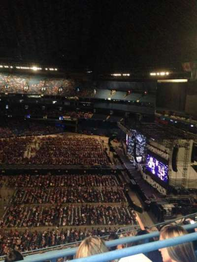 Rogers centre, section: 510R, row: 12, seat: 10,11,12