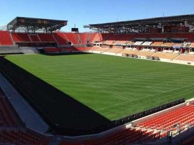 BBVA Compass Stadium, section: 220, row: J, seat: 11