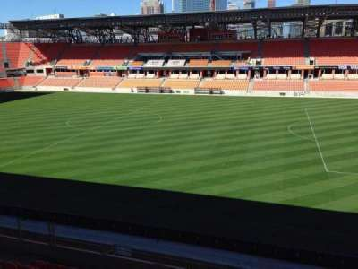 BBVA Compass Stadium, section: 224, row: J, seat: 15