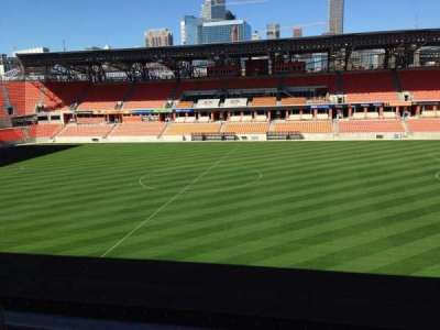 BBVA Compass Stadium, section: 225, row: j, seat: 15