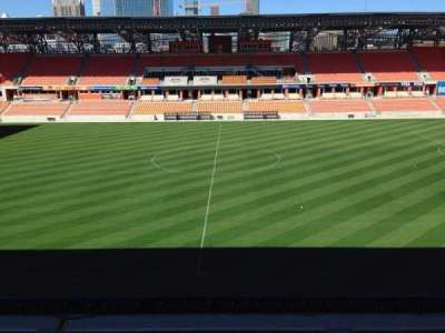 BBVA Compass Stadium, section: 226, row: J, seat: 15