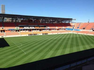 BBVA Compass Stadium, section: 229, row: J, seat: 15