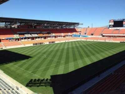 BBVA Compass Stadium, section: 231, row: J, seat: 9
