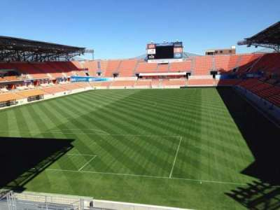 BBVA Compass Stadium, section: 234, row: J, seat: 15