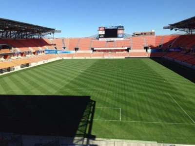 BBVA Compass Stadium, section: 235, row: C, seat: 15