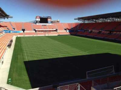 BBVA Compass Stadium, section: 239, row: J, seat: 13