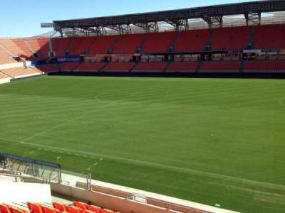 BBVA Compass Stadium, section: 204, row: J, seat: 15