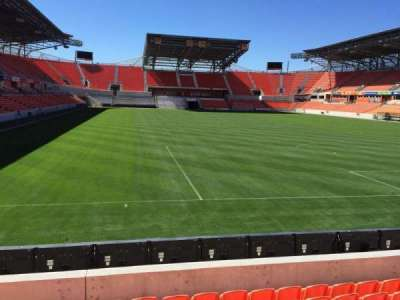 BBVA Compass Stadium, section: 117, row: F, seat: 15