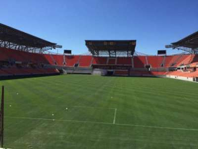 BBVA Compass Stadium, section: 115, row: F, seat: 15