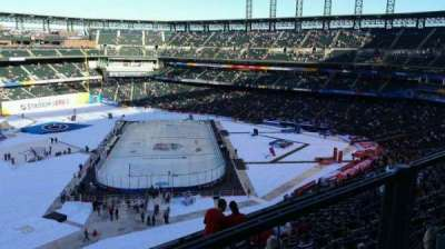 Coors Field section u345