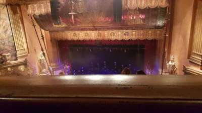 Beacon Theatre, section: Upper, row: J, seat: 8