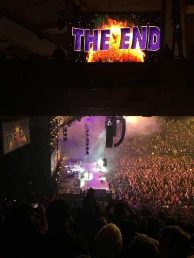 Madison Square Garden, section: 222, row: 16, seat: 6