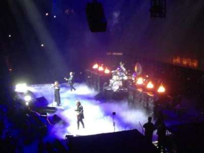 Mandalay Bay Events Center section 221