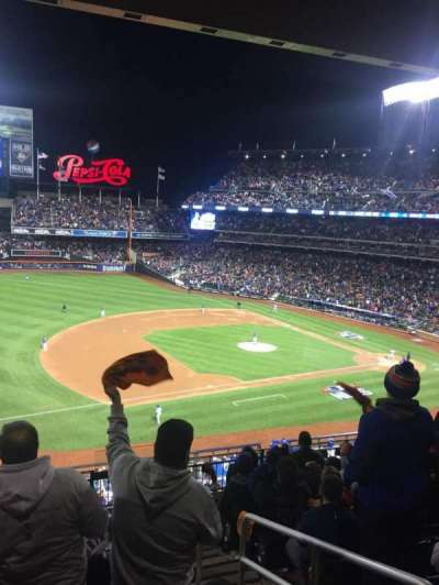 Citi Field section 329