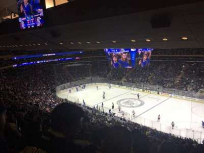 Madison Square Garden, section: 214, row: 15, seat: 4