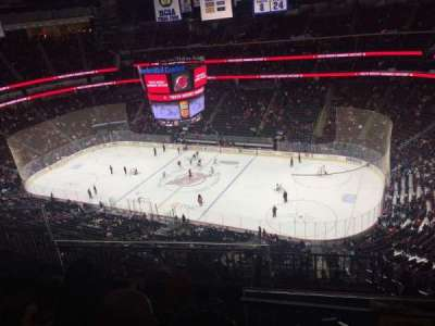 Prudential Center, section: 232, row: 4, seat: 10