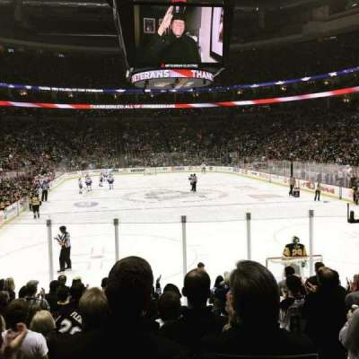 PPG Paints Arena, section: 119, row: L, seat: 20