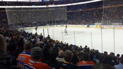 First Niagara Center, section: 102, row: 12, seat: 16
