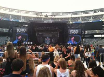 MetLife Stadium section Floor 14